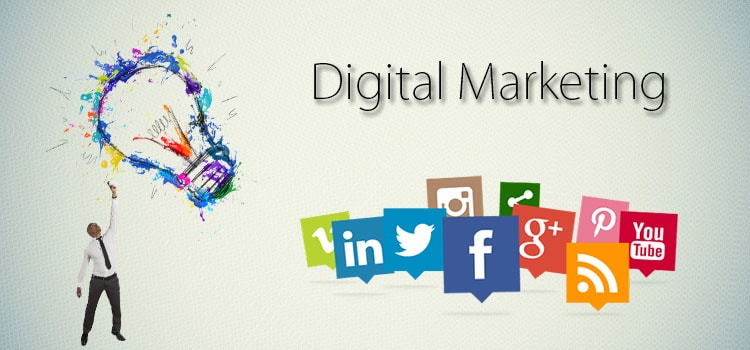 digital marketing & SEO training services