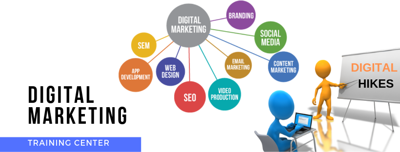 best digital marketing training center delhi
