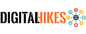 digital hikes brand logo