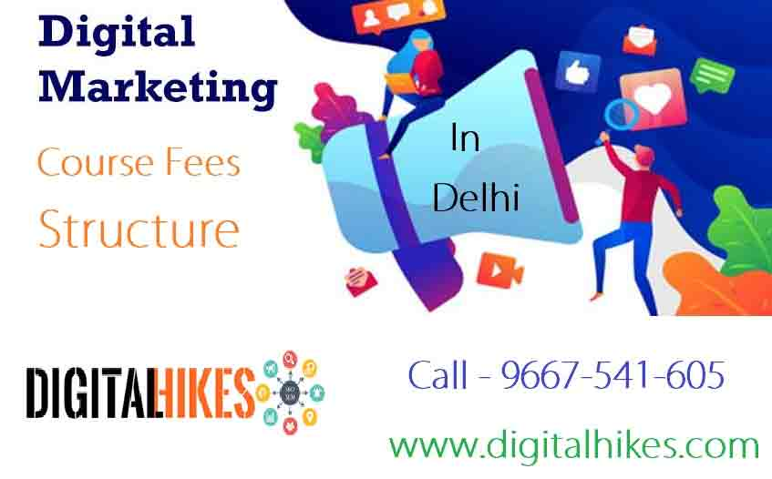 Digital Marketing Course Fees In Delhi