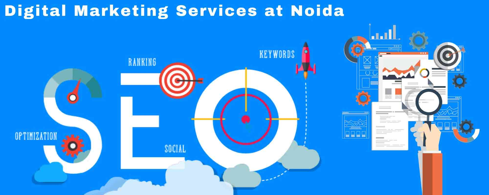 Digital Marketing Services at Noida