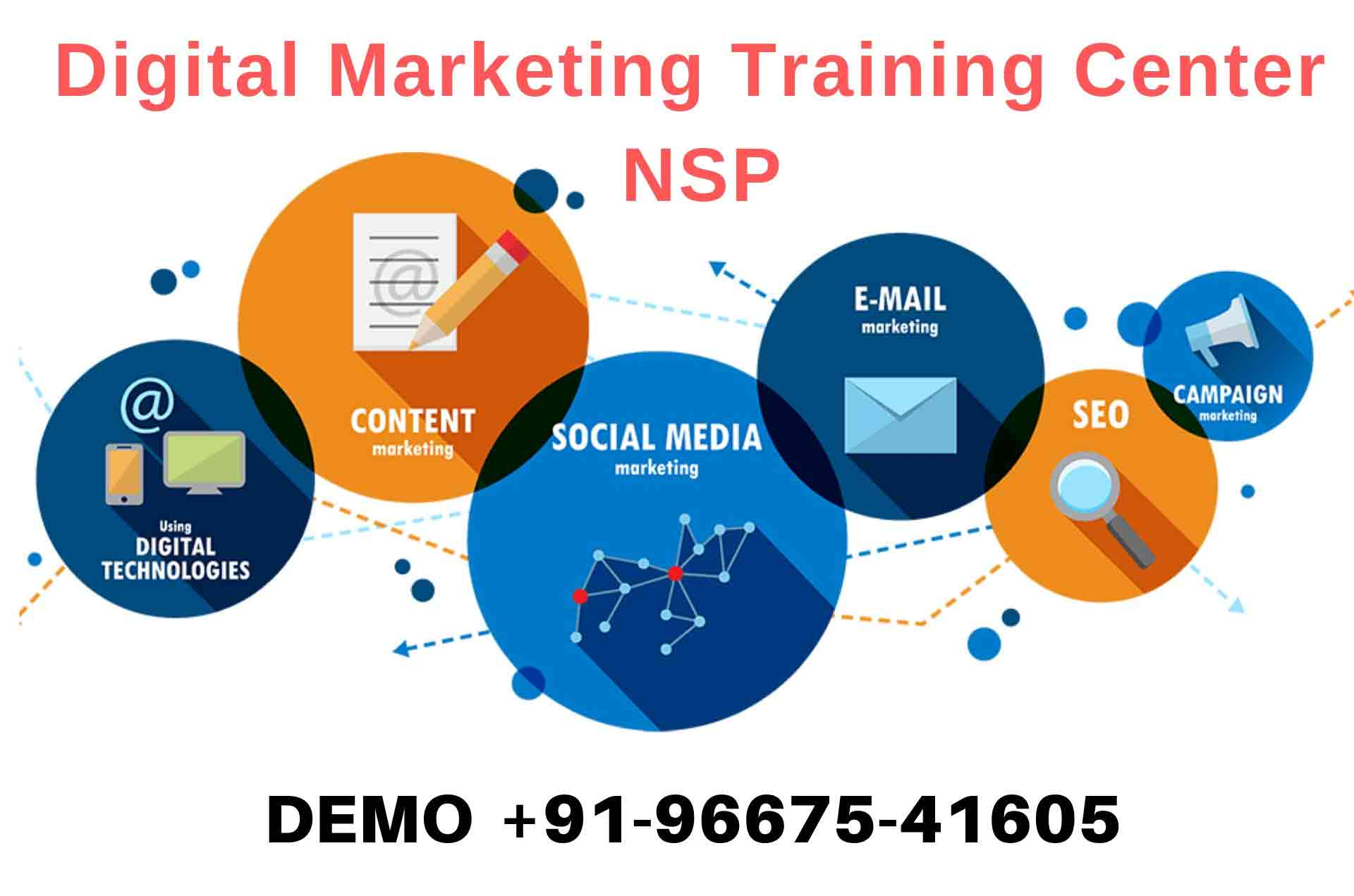 Digital Marketing Training Center NSP