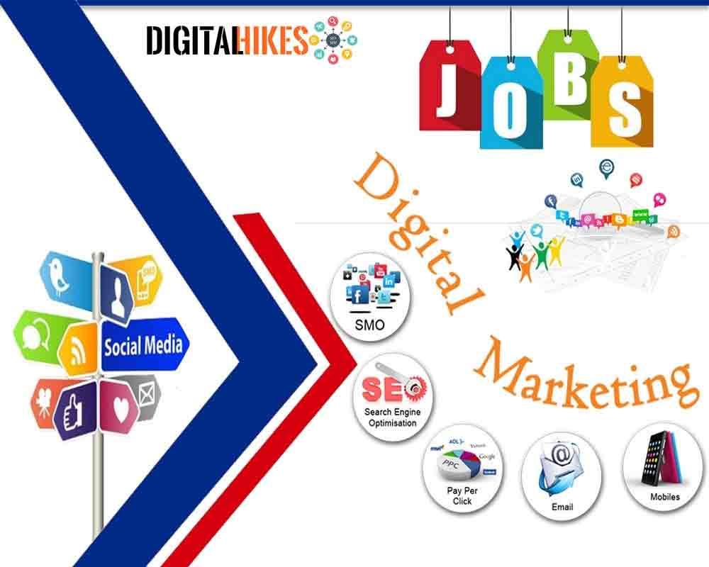Digital marketing traning course in Delhi