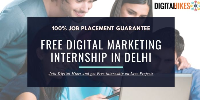 Free Digital Marketing Internship
