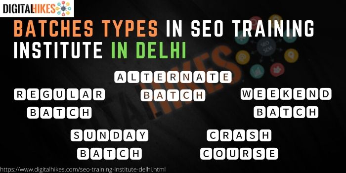 SEO training centre in delhi
