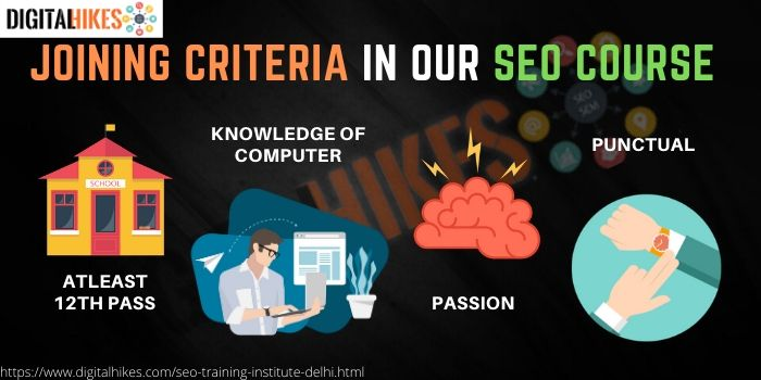 SEO training institute in delhi