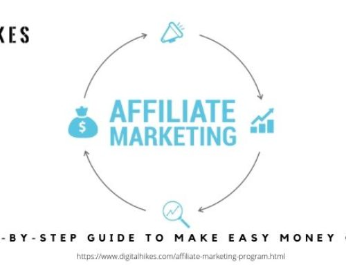 Affiliate Marketing Program- A Step-by-Step Guide For Beginners