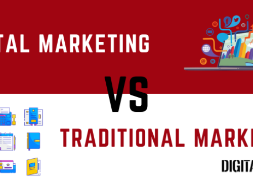 Digital Marketing VS Traditional Marketing – pros and cons