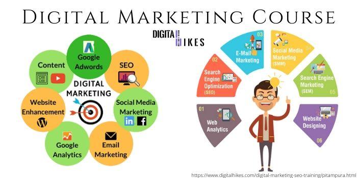 digital marketing training pitampura