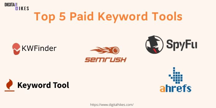5 best paid tools for keyword