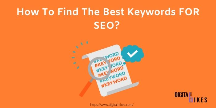How to find the best keywords for seo