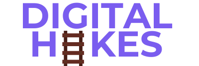 Digital Hikes Logo
